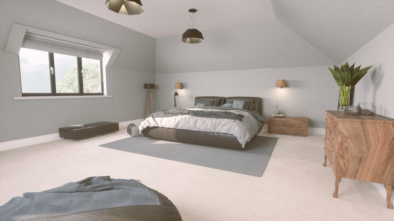 UNIT B Unit B Bedroom
